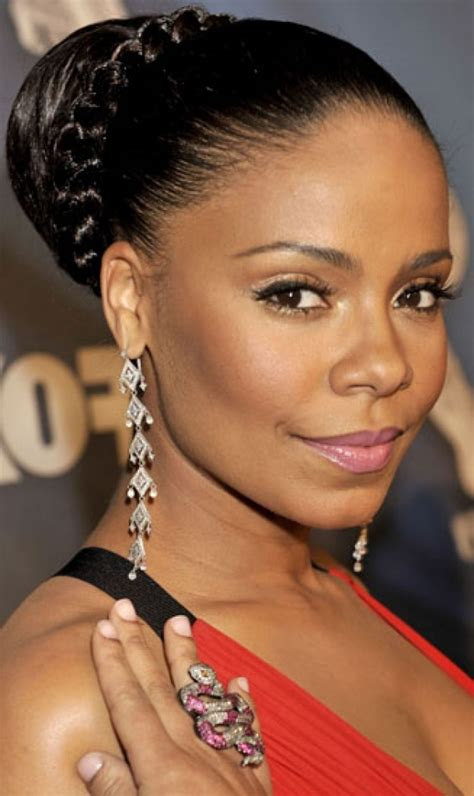 black girl bolla hair style bun hairstyles for black hair braiding hairstyle pictures