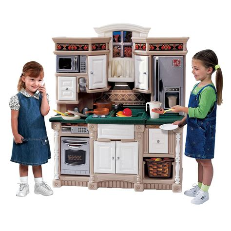 Step Two Kitchen by Step 2 Lifestyle Kitchen Toys Pretend