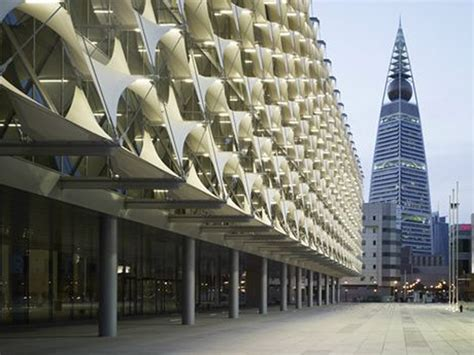 king fahad national library  riyadh saudi arabia