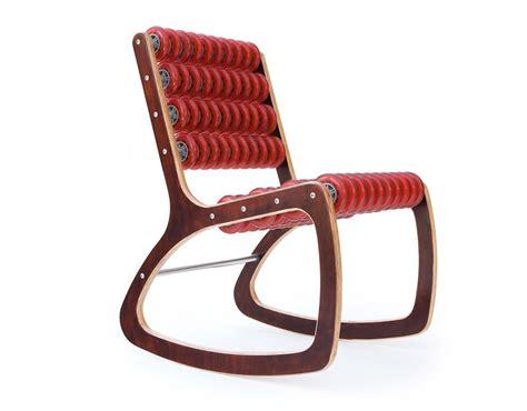 Razor Chair by Razor Rocker Philip Caggiano
