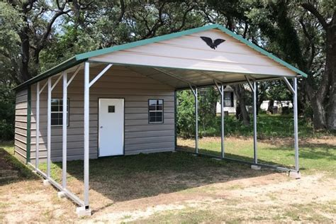 carport with storage shed attached wood kits do it