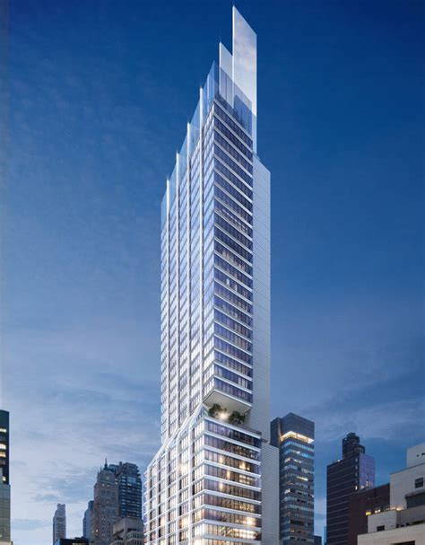 Dbox Rendering Park Avenue Office Towers Mount A Comeback Wsj