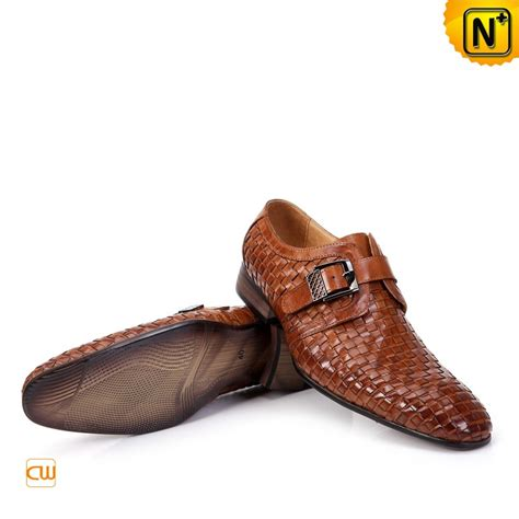 Handmade Italian Mens Shoes - mens handmade italian leather dress shoes cw761188