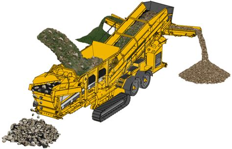 mobile a ore portable rock crusher sanme