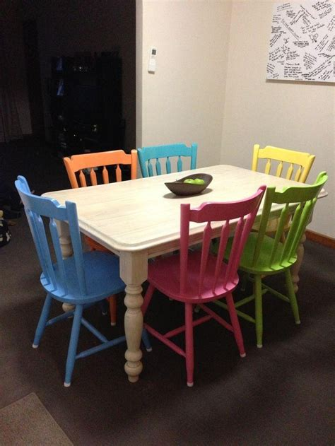 colourful dining table and chairs 20 photos colourful dining tables and chairs dining room