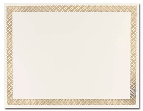 greatpapers templates pm sku 963006 great papers braided foil certificate 80