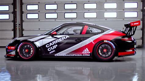 Porsche Carrera Cup by Porsche Carrera Cup Asia 2017 Season Teaser Youtube