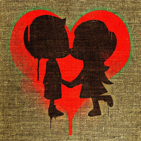 illustration gratuite amour saint valentin lamour