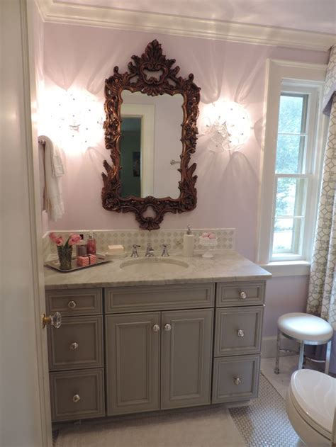 lilac and grey bathroom 398 best images about living spaces on pinterest chairs