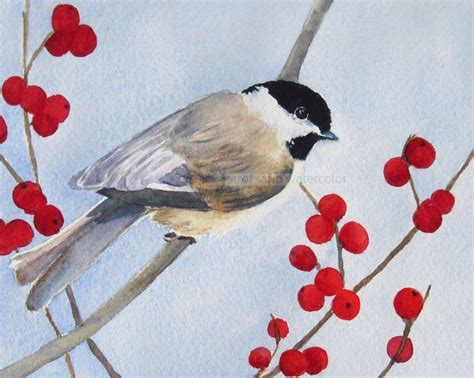 watercolor tutorial chickadee 88 best artwork ideas images on pinterest drawing