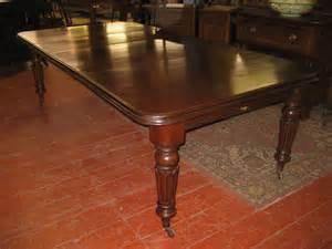 mahogany dining table mahogany extending dining table antiques atlas