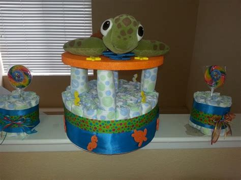 Finding Nemo Baby Shower Decorations by Finding Nemo Quot Quot Cake Baby Shower
