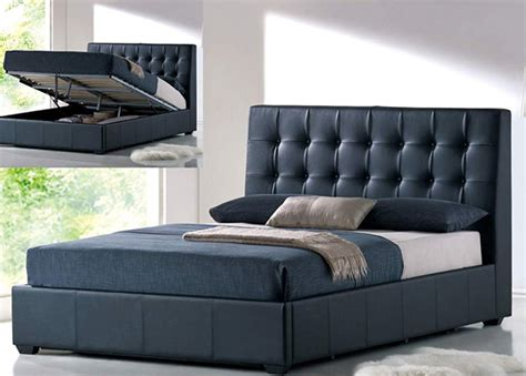 combine beauty  function   storage platform beds home design lover