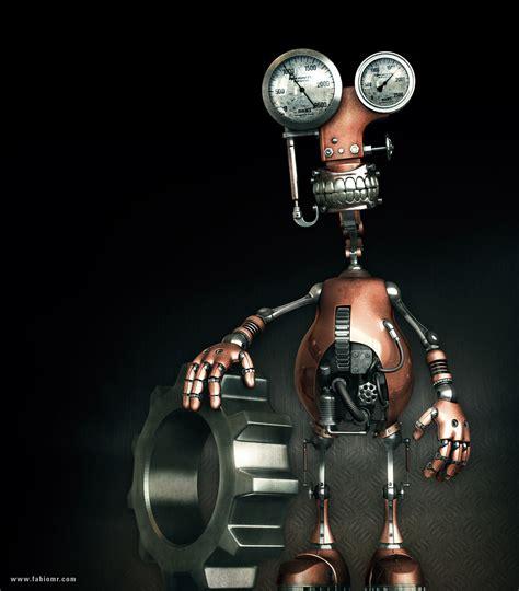 experimental design robotics robot by fabioragonha on deviantart