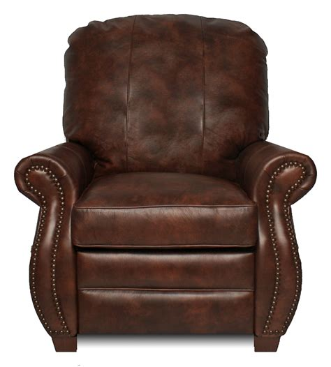 arizona leather recliner