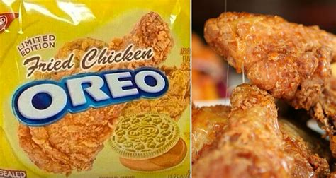Is The Newest Oreo Flavor Fried Chicken First We Feast | is the newest oreo flavor fried chicken first we feast
