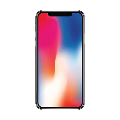 apple iphone x gsm at t 5 8 quot 256 gb space gray at t locked best buy laptops