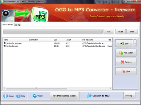 format audio ogg boxoft free ogg to mp3 converter download