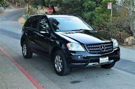 2006 Mercedes Ml350 by 2006 Mercedes M Class Ml350 Awd 4matic 4dr Suv In