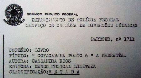 Ditadura Militar As Manifesta 231 repress 227 o e resist 234 ncia p 225 ginas ocultas