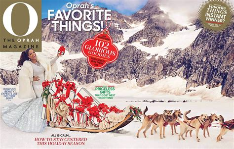 oprah s favorite things 2017 instant win sweepstakes winzily - Oprah Sweepstakes 2017