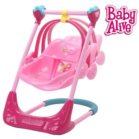 toy swing for baby doll infomommy insight new baby alive gear is simply adorable