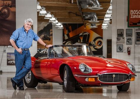 Leno S Garage Cnbc by Leno Will Return To Television With Car Show On Cnbc