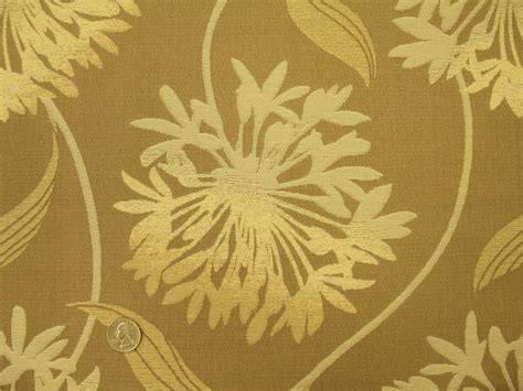 contemporary upholstery fabric arccom laurel sand large modern contemporary floral camel