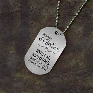 forever my memorial tag