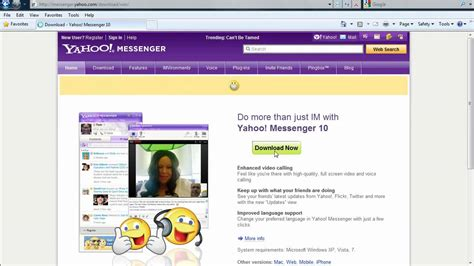 Find On Yahoo Messenger Yahoo Messenger 9 Fisierulmeu Shedget