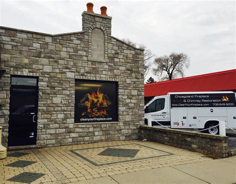 chimney repair sweep furnace flue cleaning inspection