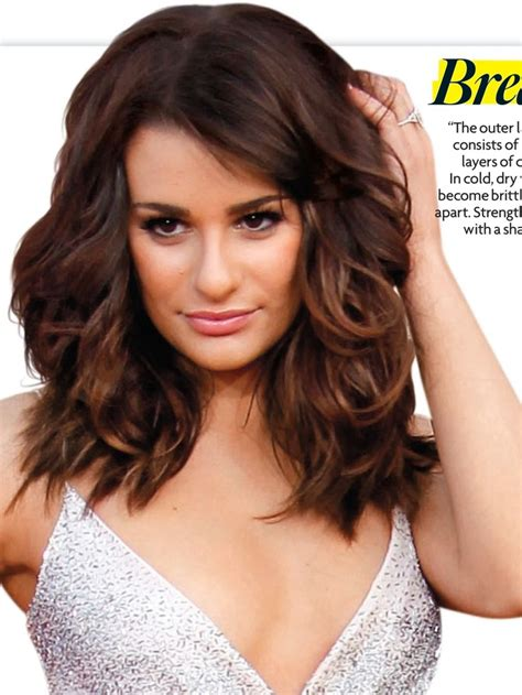 which hair colour does lea michele wear for loreal love it lea michele hair color longer hairstyles