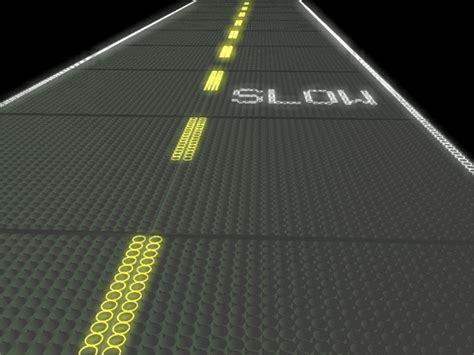 Solar roadway gif