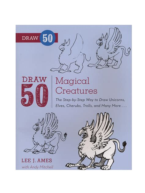 Draw 50 Flowers Trees And Other Plants the draw 50 series misterart