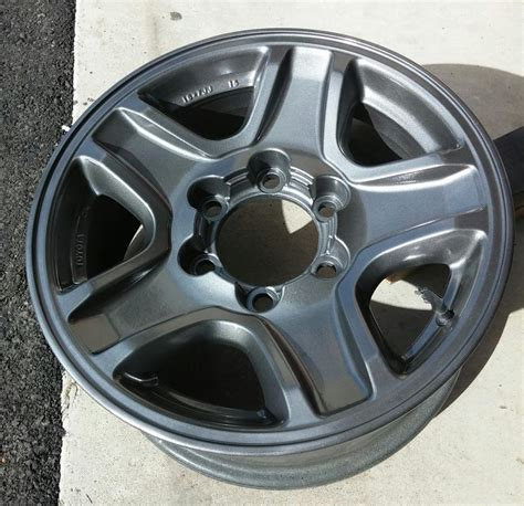 anyone paint their fj 17 quot rims toyota 4runner forum