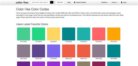 best color hex codes 12 best tools for playing around with color muzli