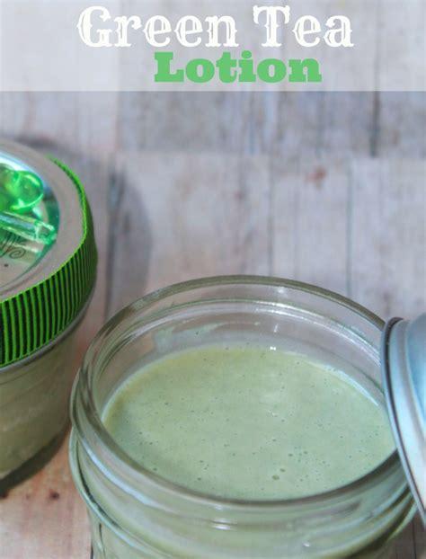 Green Tea Mild Lotion simple green tea lotion recipe simply southern