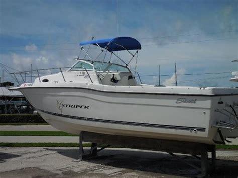 striper boats for sale florida sea swirl 2600 boats for sale in florida