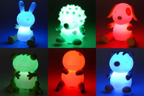 Kawaii Usb Light Up Critters From Sanwa Supply by Usb Light Up Animals So I Wanna Puke Technabob