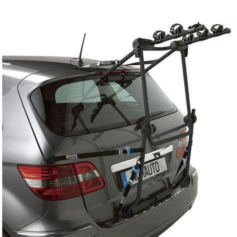 porta mtb per auto porta bici posteriore norauto norbike 3r per 3 bici
