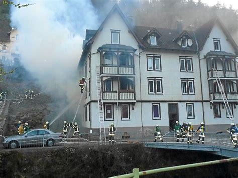 wohnungen schramberg schramberg brand in mehrfamilienhaus schramberg