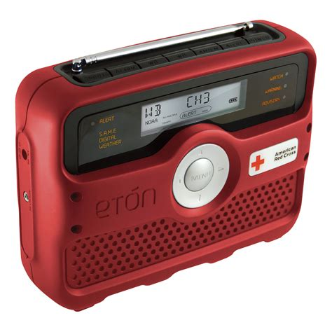 More Retro Radio Goodness From Eton by Eton American Cross Emergency Radio Www Kotulas