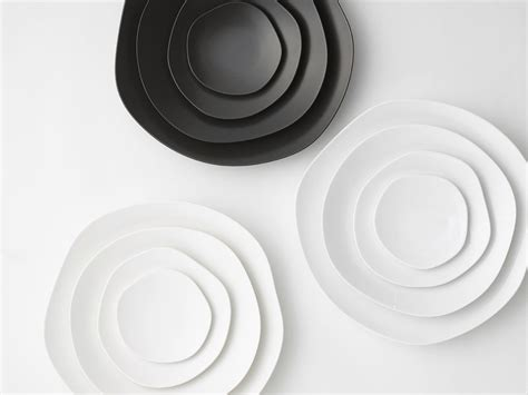 Designs Of Modern Kitchen - product of the week minimalist plate set from metaphys
