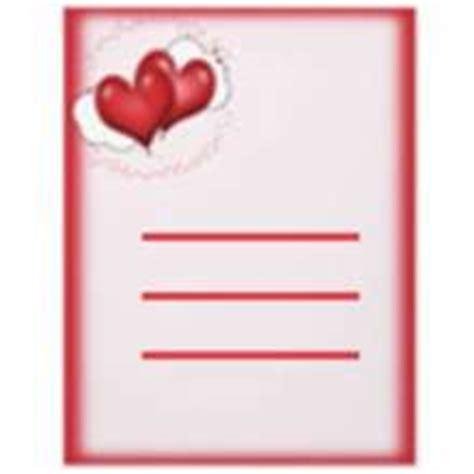 Exemple De Lettre St Valentin Papier A Lettre Valentin Activit 233 S Manuelles Apprendre Artisinat Fr Hellokids