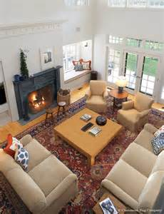 Great Family Room Ideas - the rug pyramid a practical guide to determining the right oriental rugs for you private air