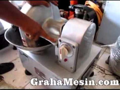 Mesin Bakso bowl cutter mmx qs620a doovi