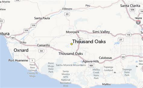 maps thousand oaks maps thousand oaks thousand oaks map california thousand