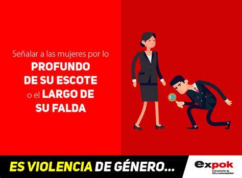 imagenes con frases sobre violencia de genero 17 frases para saber qu 233 es violencia de g 233 nero expoknews