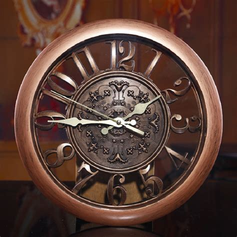 living room clocks home decor 3d decorative clock wall clock quartz clock