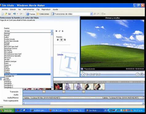 tutorial hacer video windows movie maker como crear videos en windows movie maker tutorial mp4